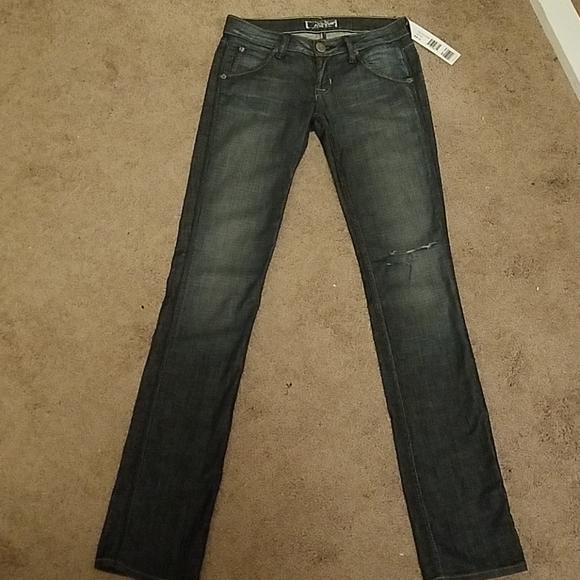 NWT Hudson Skinny Jean's Size 24